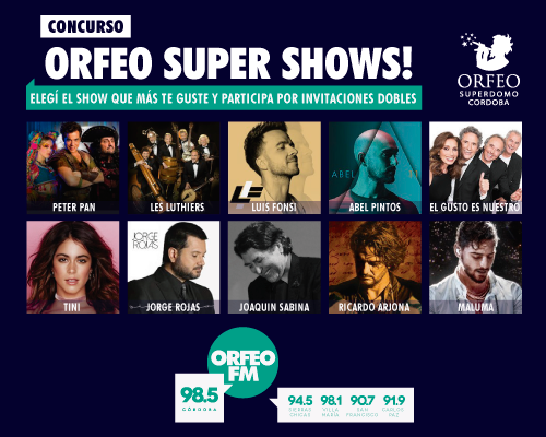 Orfeo Super Shows